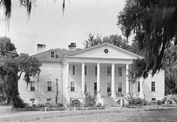 Hampton Plantation, McClellanville, SC, 1940.